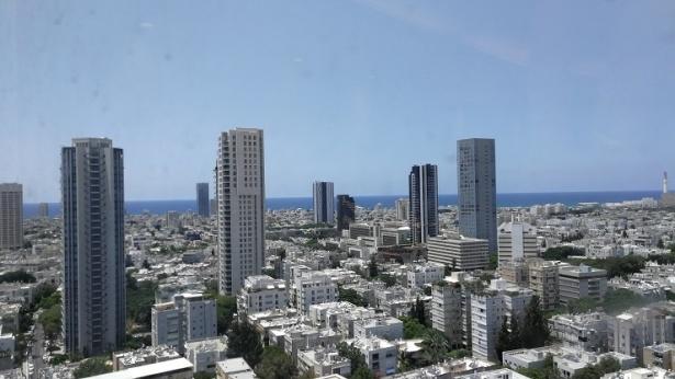 תל אביב, צילום: גידי כדורי