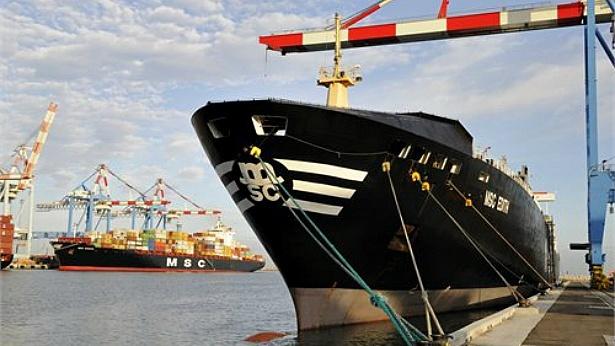 נמל חיפה, אילוסטרציה, צילום: אתר נמל חיפה