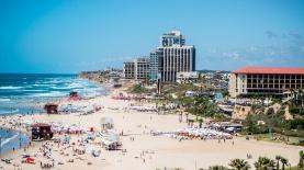 חוף בתל אביב, צילום: Istock