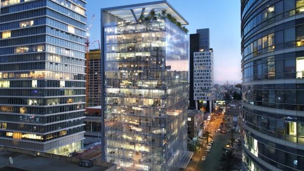 Studio Tower קבוצת תדהר, צילום: יחצ