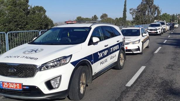 משטרת ישראל, צילום: דוברות המשטרה