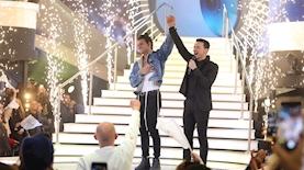 אסף גורן זוכה בגמר האח הגדול VIP, צילום: מיכה לובטון