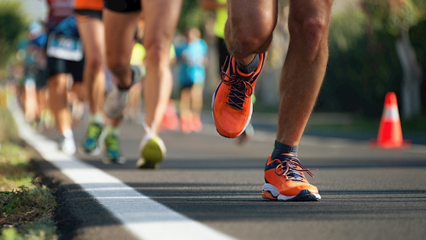ריצת מרתון, אילוסטרציה, צילום: Istock