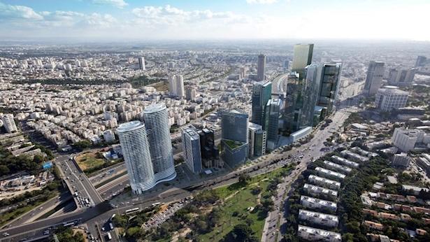 """תל אביב, צילום: יח""""צ"""