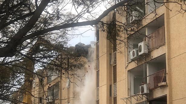הריסת בניין, צילום: הריסת בניין