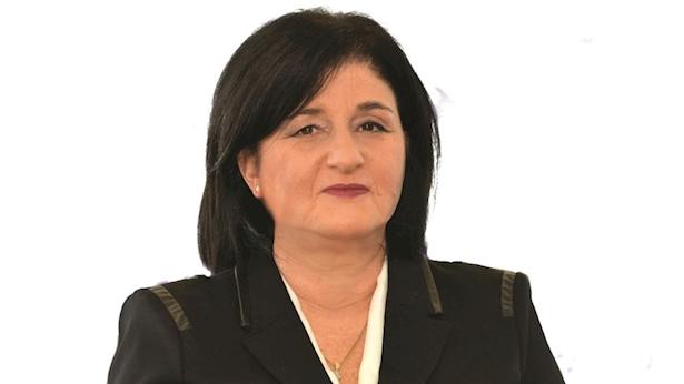 """מנכ""""לית הבנק הבינלאומי, סמדר ברבר-צדיק, צילום: תמר מצפי"""