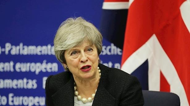 ראש ממשלת בריטניה, תרזה מיי, צילום: Getty Images, Thomas Niedermueller