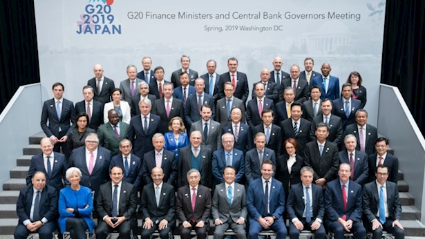 G20 2019, צילום: Getty Images North America, Handout