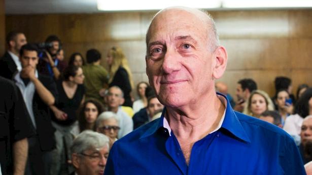 אהוד אולמרט, צילום: יותם רונן