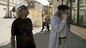 הסרט אחים בדם של חיים אתגר, צילום: מסך: קשת 12