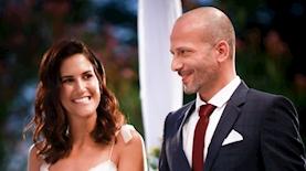 עידו חמדי ואורטל יהלומי ב'חתונה ממבט ראשון', צילום: יוסי קרסו