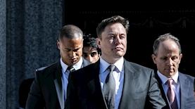 Tesla CEO Musk, צילום: בלומברג