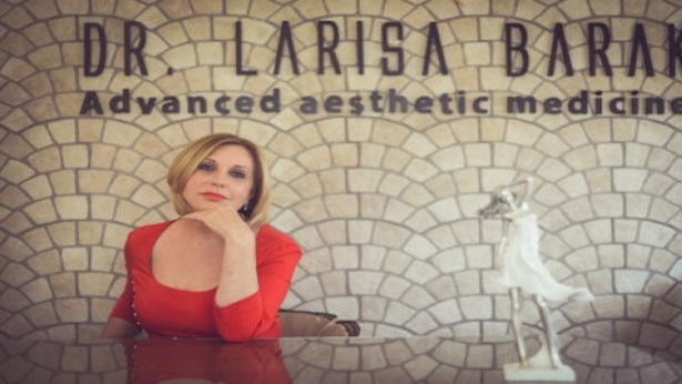 DR LARISA BARAK, צילום: יחצ