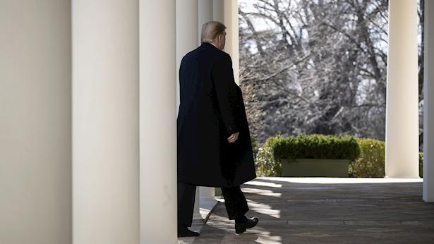 Trump, צילום: בלומברג