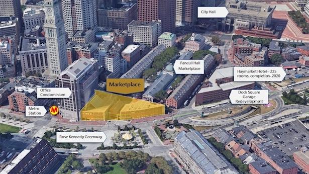 גזית גלוב בוסטון, צילום: יחצ
