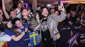 אירוע קבלת משלחות האירוויזיון, צילום: אור גפן באדיבות כאן תאגיד השידור כאן
