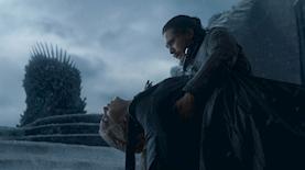 פרק הסיום של משחקי הכס, צילום: Helen Sloan/HBO