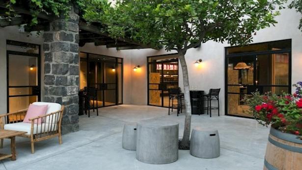שימוש בבטון, צילום: שירן כרמל