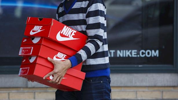 Nike, צילום: בלומברג