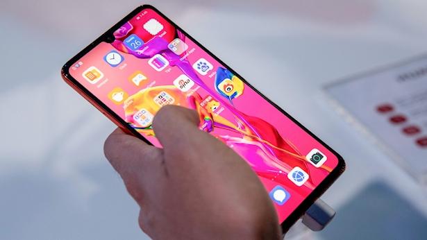 Huawei, צילום: בלומברג