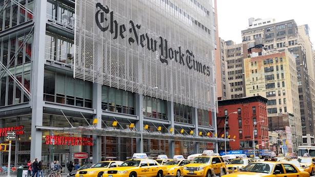 הניו יורק טיימס, צילום: iStock