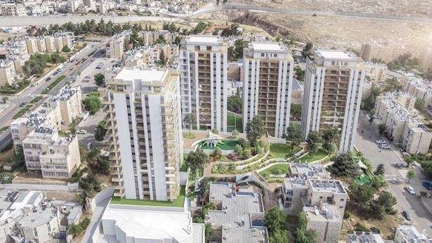 פינוי בינוי נווה יעקב ירושלים, צילום: אלי רכס אדריכלים