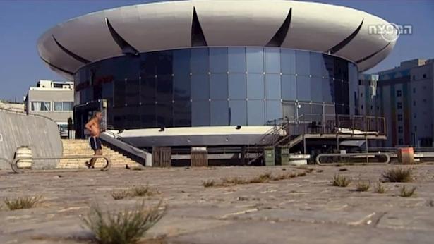 כיכר אתרים, צילום מסך חדשות 13