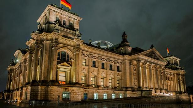 בניין הרייכסטאג, ברלין, צילום: istock