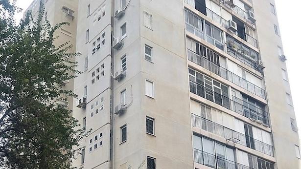 """רחוב פסטרנק נווה אביבים, צילום: יח""""צ"""
