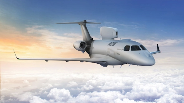 התעשייה האווירית AEW, צילום: התעשייה האווירית