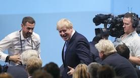 Boris Johnson, צילום: בלומברג