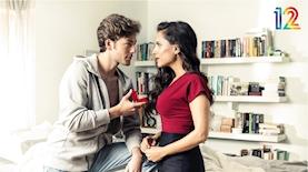 מירי מסיקה וגפן ברקאי בסדרה 'זה לא הגיל', צילום: טל גבעוני