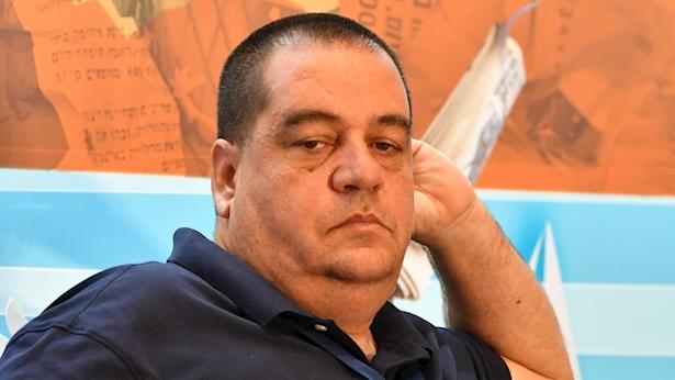 אבי אשכנזי, צילום: אודי פורטל, עבור אגודת העיתונאים בתל אביב
