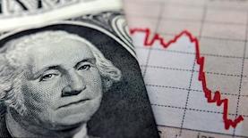 דולר יורד, צילום: Istock
