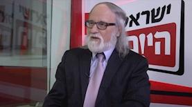 דוקטור חיים שיין, צילום: מסך: ישראל היום
