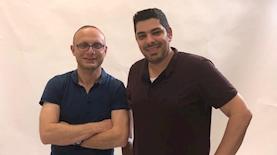 אריק בן שמעון ואסי טלמון, צילום: גולשים