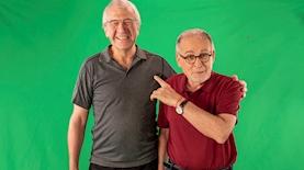 חיים הכט בקמפיין ל-ComSign, צילום: אורטל דהן