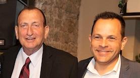 איתן שוורץ וראש עיריית תל אביב רון חולדאי, צילום: גיא יחיאלי