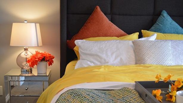חדר שינה, צילום: PIXABAY