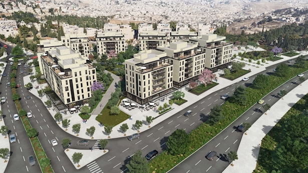 שכונת חלומות ארנונה, ירושלים, צילום: מילבאאור אדריכלים, דירה להשכיר