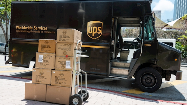 UPS, צילום: istock