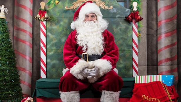סנטה קלאוס, צילום: getty images, fred levy
