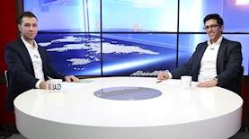 התכנית next בהגשת סארי ג'אבר (משמאל), צילום: הלא tv