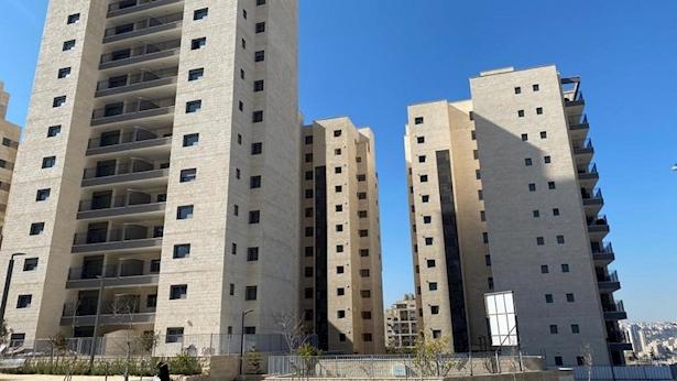 """פרויקט בשכונת ארנונה בירושלים, צילום: יח""""צ"""