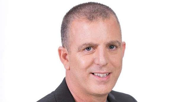 """יובל מטלון, מנכ""""ל לייבפרסון ישראל, צילום: ענבל מרמרי"""