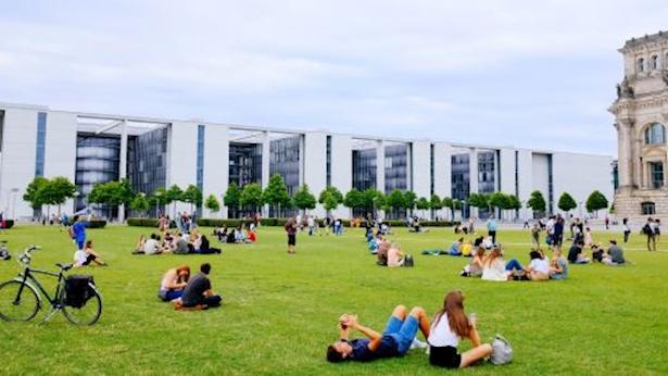 פארק, צילום: Adrien Olichon / Unsplash