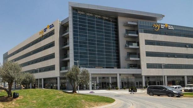 הבנין הראשון של פארק גב-ים נגב לתעשיות עתירות ידע, בשיתוף עם אוניברסיטת בן-גוריון, צילום: שי שמואלי