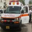 פועל במה בן 25 נפל מגובה במסגרת ההכנות לטקס בהר הרצל