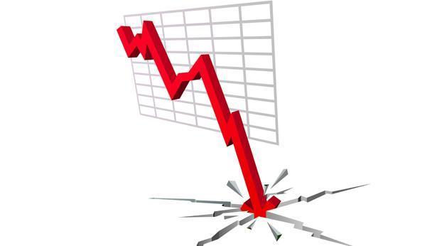 ירידות חדות בשוק ההון