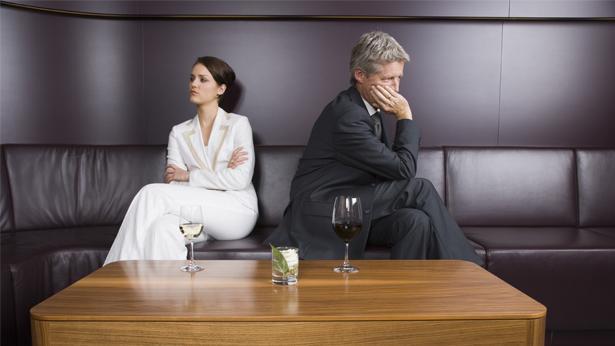 מתגרשים, צילום: Getty images Israel